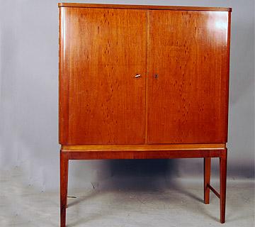 SOLD Danish cocktail drinks cabinet 26D153 - Danish Vintage Modern