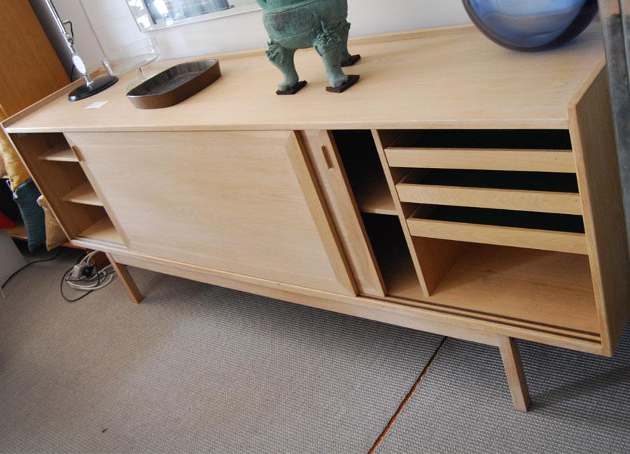 Sold Danish Oak Sideboard 19d006 Danish Vintage Modern