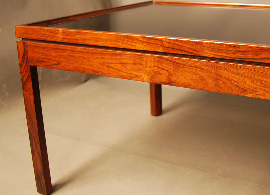 Sold danish rosewood and formica coffee table 29d019 danish vintage modern Formica coffee table