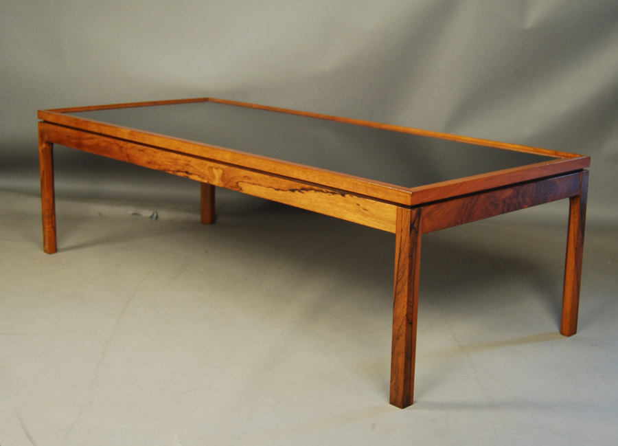 Sold danish rosewood and formica coffee table 32d019 danish vintage modern Formica coffee table