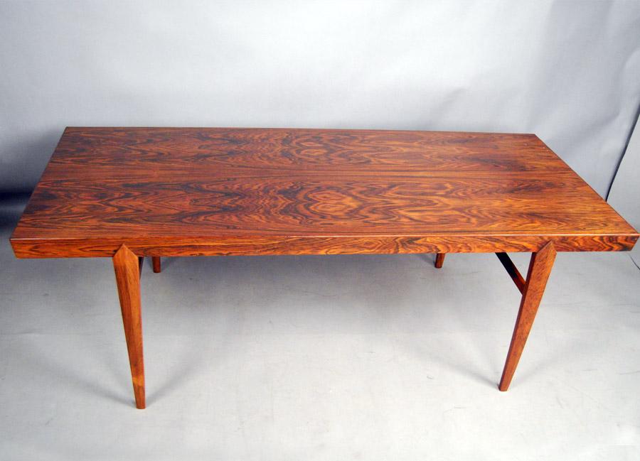 Danish Rosewood Coffee Table · Danish Rosewood Coffee Table ...