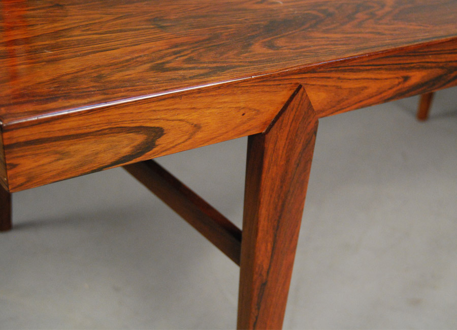 ... Danish Rosewood Coffee Table ...
