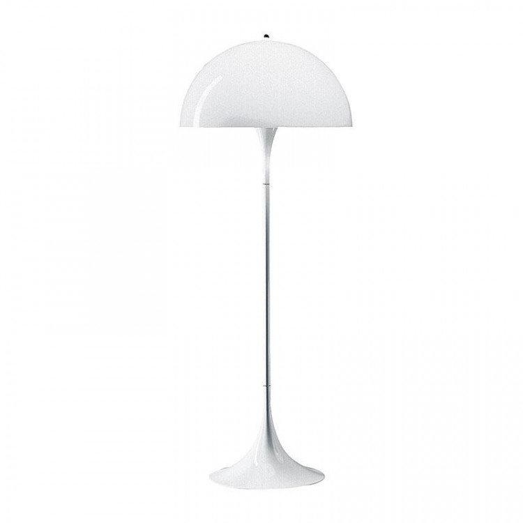 Panthella Floor Lamp - Danish Vintage Modern